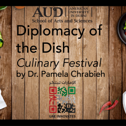 Innovation Week: The Diplomacy of the Dish – Culinary Festival