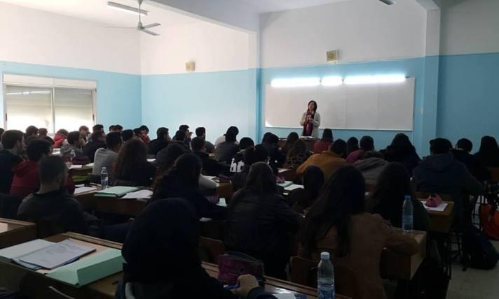 Dr. Pamela Chrabieh (Collège Immaculée Conception, Achrafieh-Beirut, Lebanon, December 26-31 2015, SPNC)