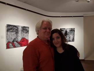 Engaging Gazes - Pamela Chrabieh and Woodman Taylor
