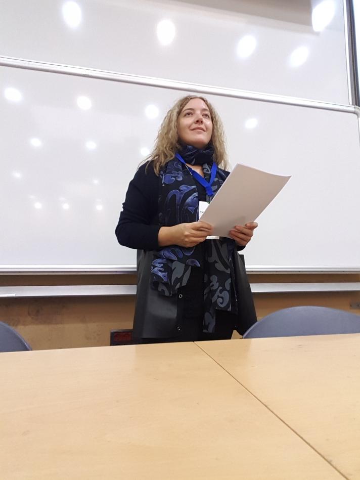 Pamela Chrabieh Rome 2017 7th Conference on Food Studies