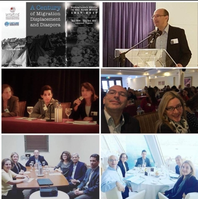 Limasso-Cyprus Conference 2017 on Migration