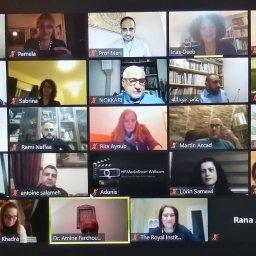 Education to Interreligious Dialogue in Lebanon, Jordan and Palestine – November 28, 2020 Webinar
