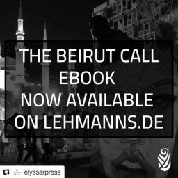 The Beirut Call Anthology is now Available on Lehmanns.de, Chapters.Indigo.ca and Fnac.com