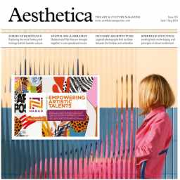 Nabad in Aesthetica Magazine Issue 101: supporting artists in Lebanon and Southwestern Asia